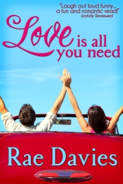 Love is All You Need, book 2 Looking for Love series