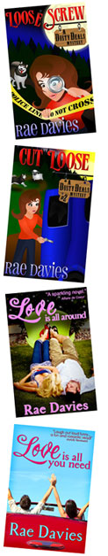Mystery and Romance by Rae Davies