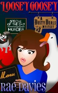 Loosey Goosey comic mystery