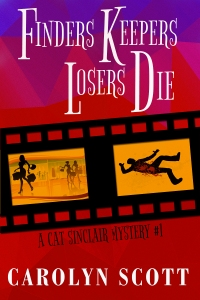 Finders Keepers Losers Diers Cozy Mystery cover