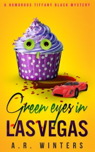 Green Eyes in Las Vegas funny mystery