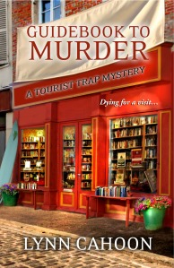 Guidebook to Murder a cozy mystery