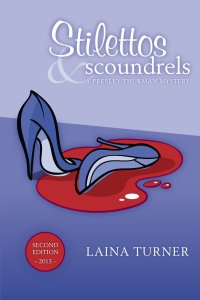Stilettos & Scoundrels fashion mystery
