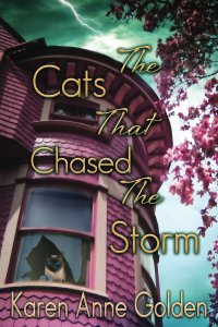 The Cat that Chased the Storm mystery novel
